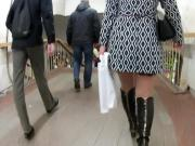 pantyhose in metro