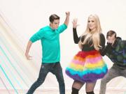 meghan trainor lips are moving Music Video