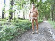 Ich nackz Outdoor 4