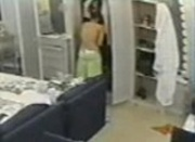Big Brother - Italy - 4 - Carolina Marconi Changing