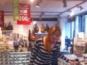 Hight heels shopping 3