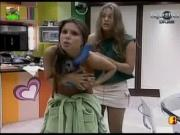 Oops nipslip dressing no BigBrother