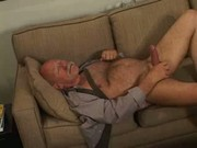 DADDY'S DICK IN HAND