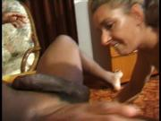 Black meat for british milf