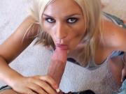 Mofos - Hot blonde loves anal