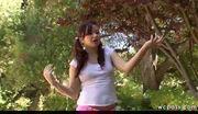 Asian Teen Kita Zen Interracial