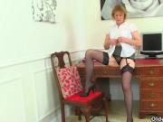 British milf Ila Jane can teach you a trick or two