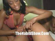 Pornstar Misty Stone & CarmenHayes Sex Scene first time EVER