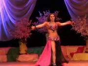 Alla Kushnir sexy belly Dance part 38