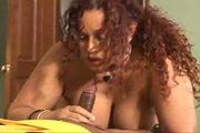 Huge-titted Mature Gina DePalma Banging