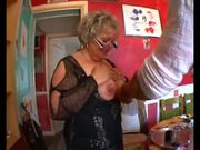 Chubby French Mature Gets Anal