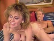 Randy West & Vintage Big Tit Blonde