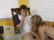 Not Real Stepmom Seduces Not Son Part II