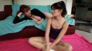 MILF AND TEEN GIRL