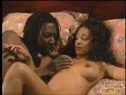 Dee Baker and black Cock