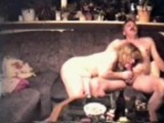 Housewifes blowjob - family video