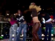 Britney Spears - TRL Performance 2003