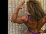 Andrulla Blanchette - Hot Muscular Body