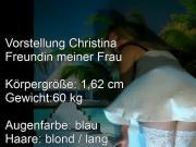 Vorstellung Christina