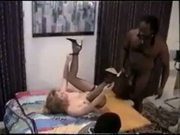 submissive slut at a poker party 3