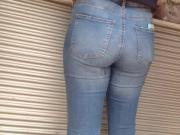 Pretty sexy girl with fuckable ass, culito muy rico