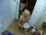Susana & Vickie Hidden Shower Camera