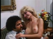Lili Marlene and Ron Jeremy vintage scene