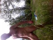 nudist tapes himself