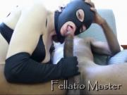 Masked Fellatio Master