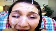 Haylee's Facial Hailstorm