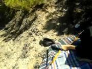 ormanda sex yapan guzel turbanli