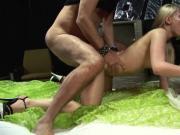 Teenygirl Elina - Creampie & Multiple Cumshots