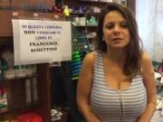 Cristiana Ricci - La libraia tettona