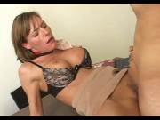 spot light - real orgasm - Saskia