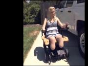 Beautiful Quad With Prosthetics