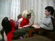 CUKEGIRL 2 Russian Shemales Fucking and Sucking Guy XXX Porn