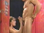 Careena Collins and Rocco