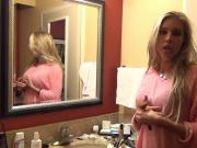Behind the scenes fun with Samantha Saint