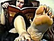 Be My Footstool Darling! Part1