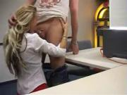 Blonde Teen Voyeur Innerworld
