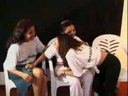 Nana, Renata & Vanessa - Portuguese Porn Casting.