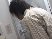 japanese mommy takes shower with her son!