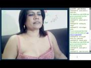 indian aunty masturbating on cam