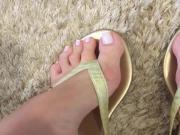 lara foot goddess