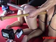 Soraya Wells, Bianca Resa y Amador Xtreme follada BDSM