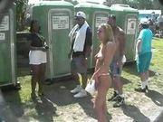 Fun at a Nudist rally 13
