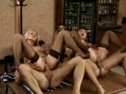 AFTER HOURS ORGY