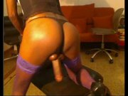 Big Black Cock Shemale On Cam