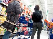 TIGHT MILF ASS AT WALMART DURING VACATIONS