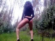 ass outdoor crossdresser